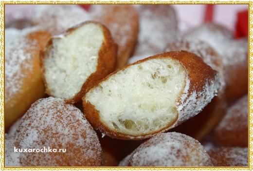 """Пончики """"Валентинки"""""""