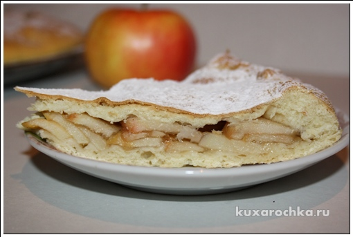 Яблочный пирог 2
